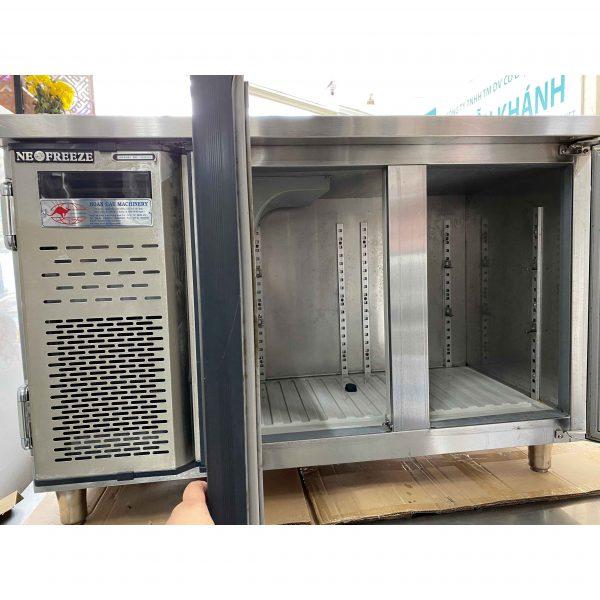 Bàn đông inox Neo Freezer EK184 1m2