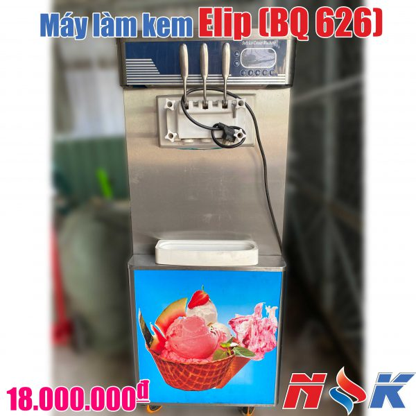 Máy làm kem tươi Elip BQ-626