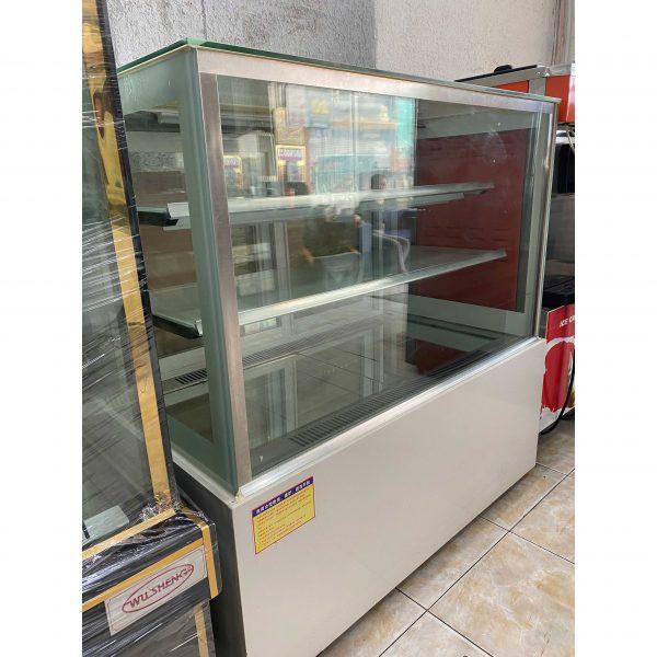 Tủ bánh kem kính vuông Zukun ZK-452V