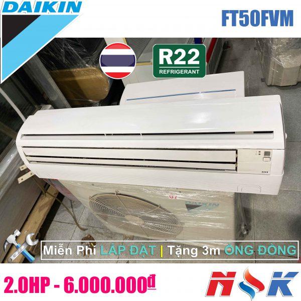 Máy lạnh Daikin FT50FVM 2HP