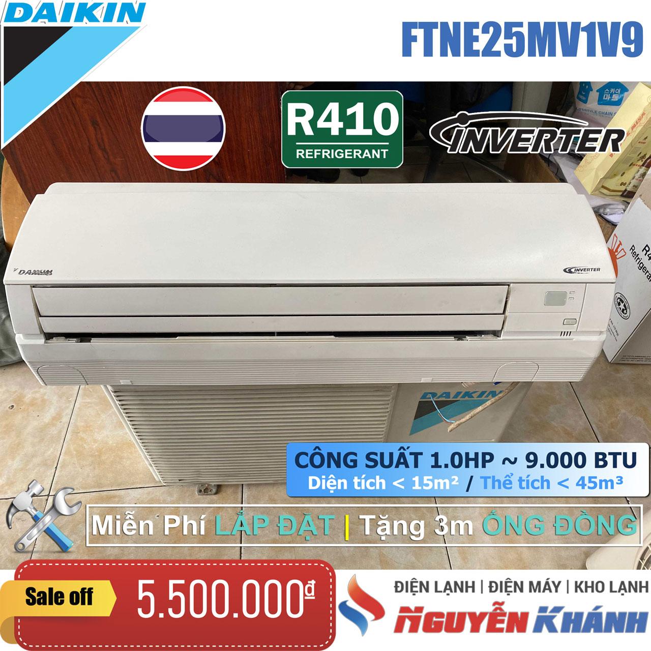 Máy lạnh Daikin FTNE25MV1V9 1HP
