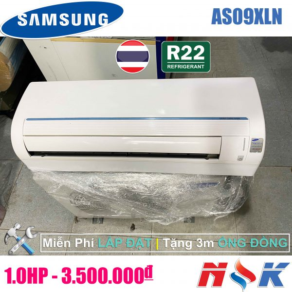 Máy lạnh Samsung AS09XLN 1HP