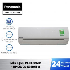 Máy lạnh Panasonic CU/CS-KC9QKH-8 1HP