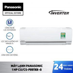 Máy lạnh Panasonic Inverter CU/CS-PU9TKH-8 1HP