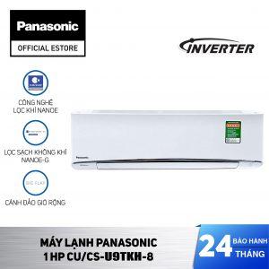 Máy lạnh Panasonic Inverter CU/CS-U9TKH-8 1HP