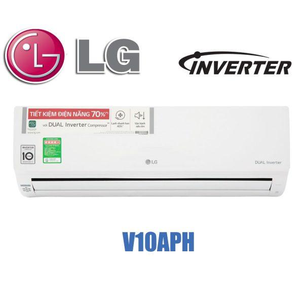 Máy lạnh LG Inverter V10APH 1HP