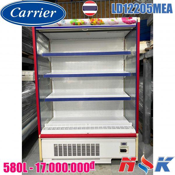 Tủ mát trưng bày siêu thị Carrier LD12205MEA