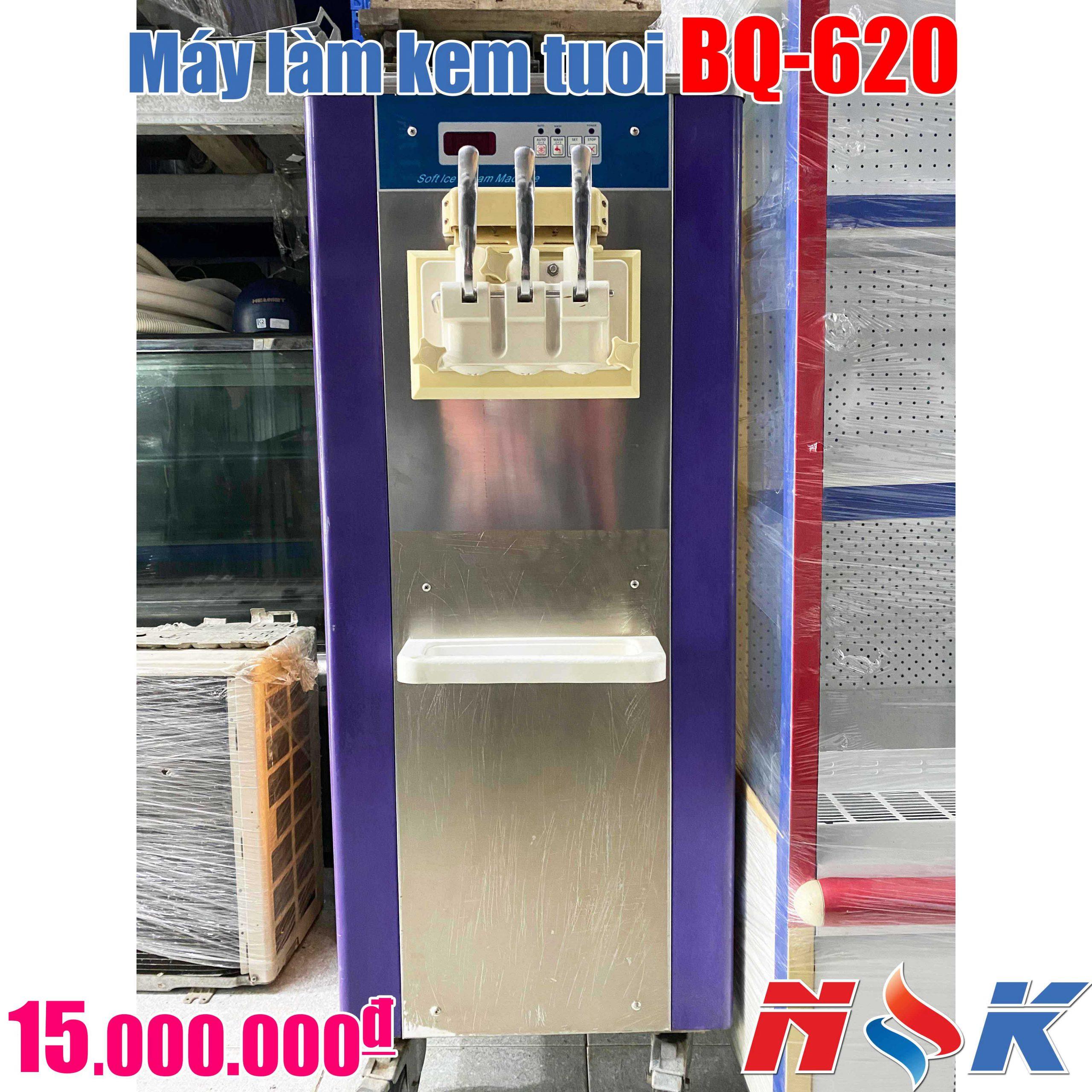 Máy làm kem tươi BQ-620