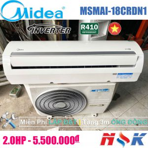 Máy lạnh Midea Inverter MSMAI-18CRDN1 2HP