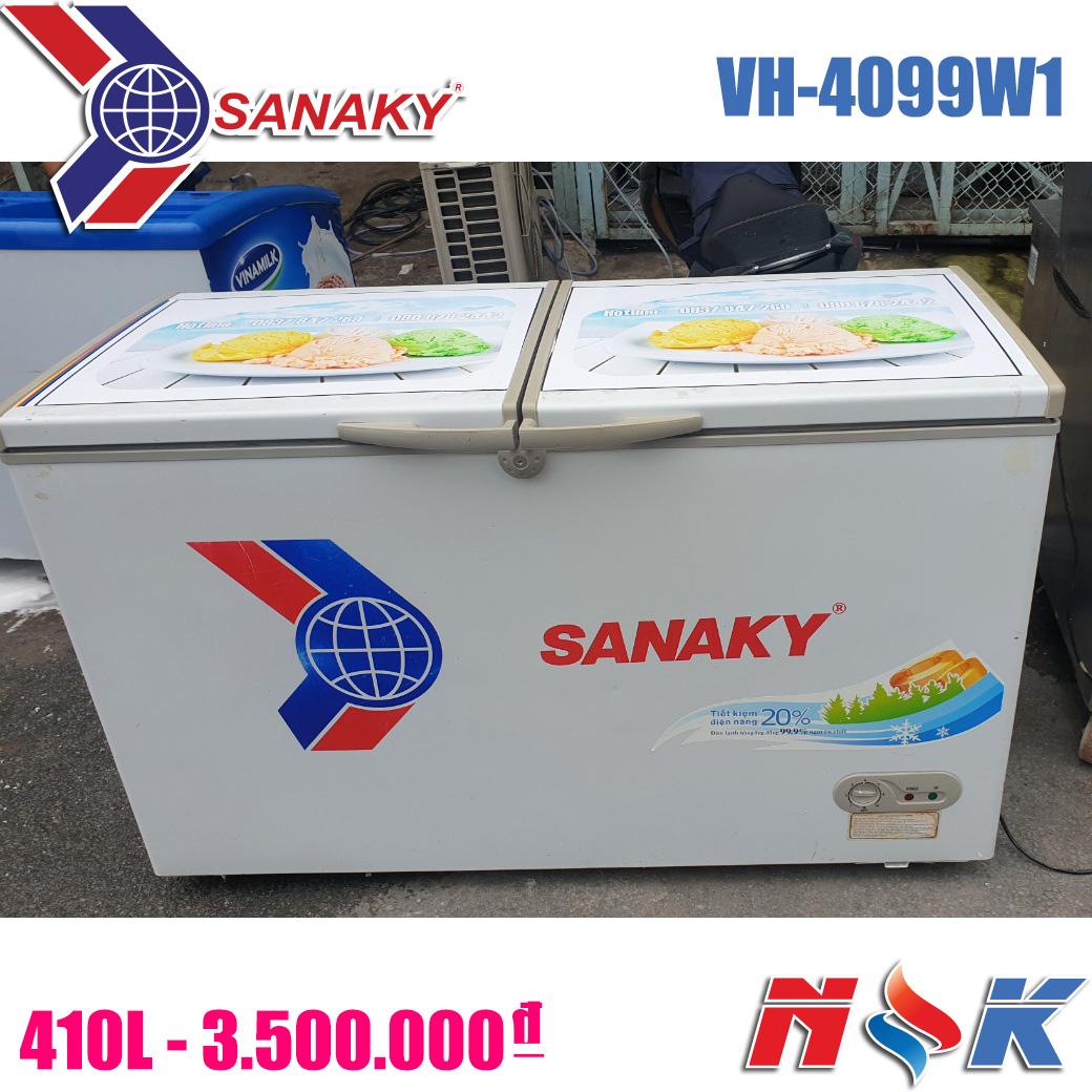 Tủ đông Sanaky VH-4099W1 410 lít