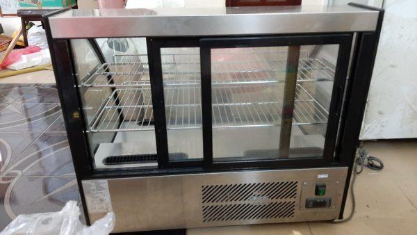 Tủ bánh kem để bàn Zukun ZK-130L-2