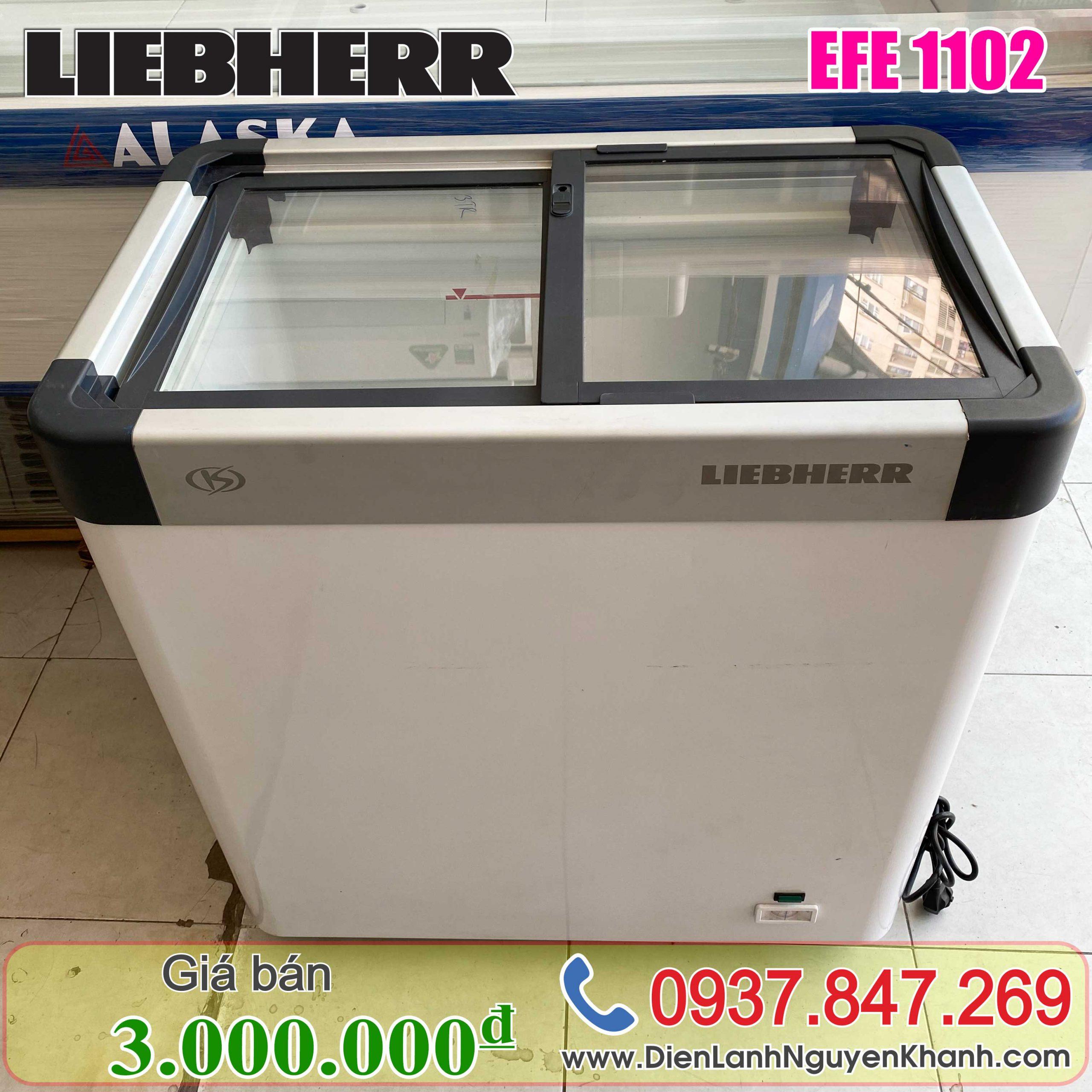 Tủ đông Liebherr EFE 1102 108 lít