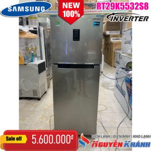 Tủ lạnh Samsung InverterRT29K5532S8