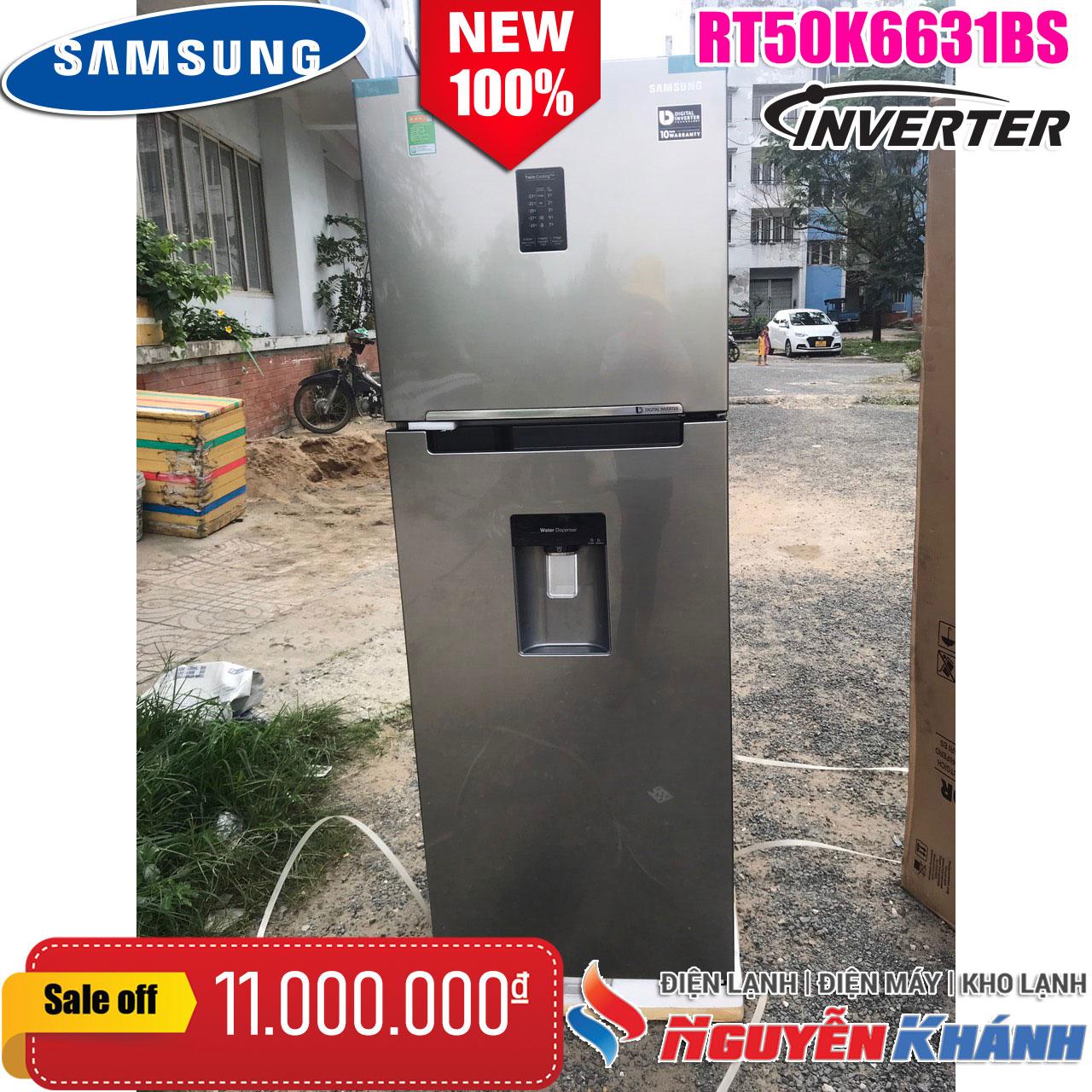 Tủ lạnh Samsung InverterRT50K6631BS