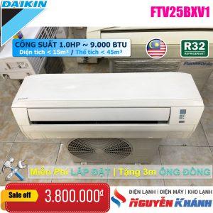 Máy lạnh Daikin FTV25BXV1 (1.0Hp)