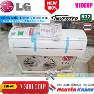 Máy lạnh LG Inverter V10ENP