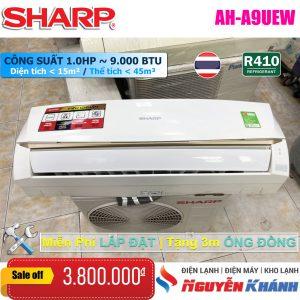Máy lạnh Sharp AH-A9UEW (1.0Hp)