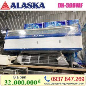 Tủ đông trưng bày siêu thị Alaska 2.5m DK-500WF