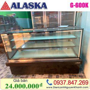 Tủ mát trưng bày bánh kem Alaska 1.8m
