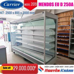 Quầy giữ lạnh Carrier MENDOS EU D 250A