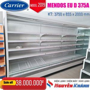 Quầy giữ lạnh trưng bày siêu thị Carrier MENDOS EU D 375A