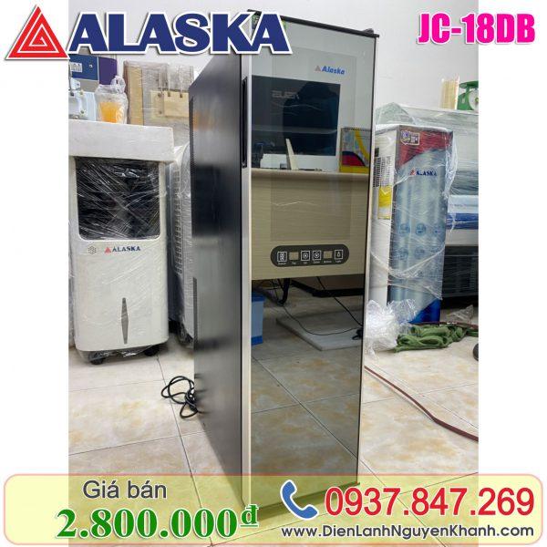 Tủ ướp rượu vang Alaska JC-18DB