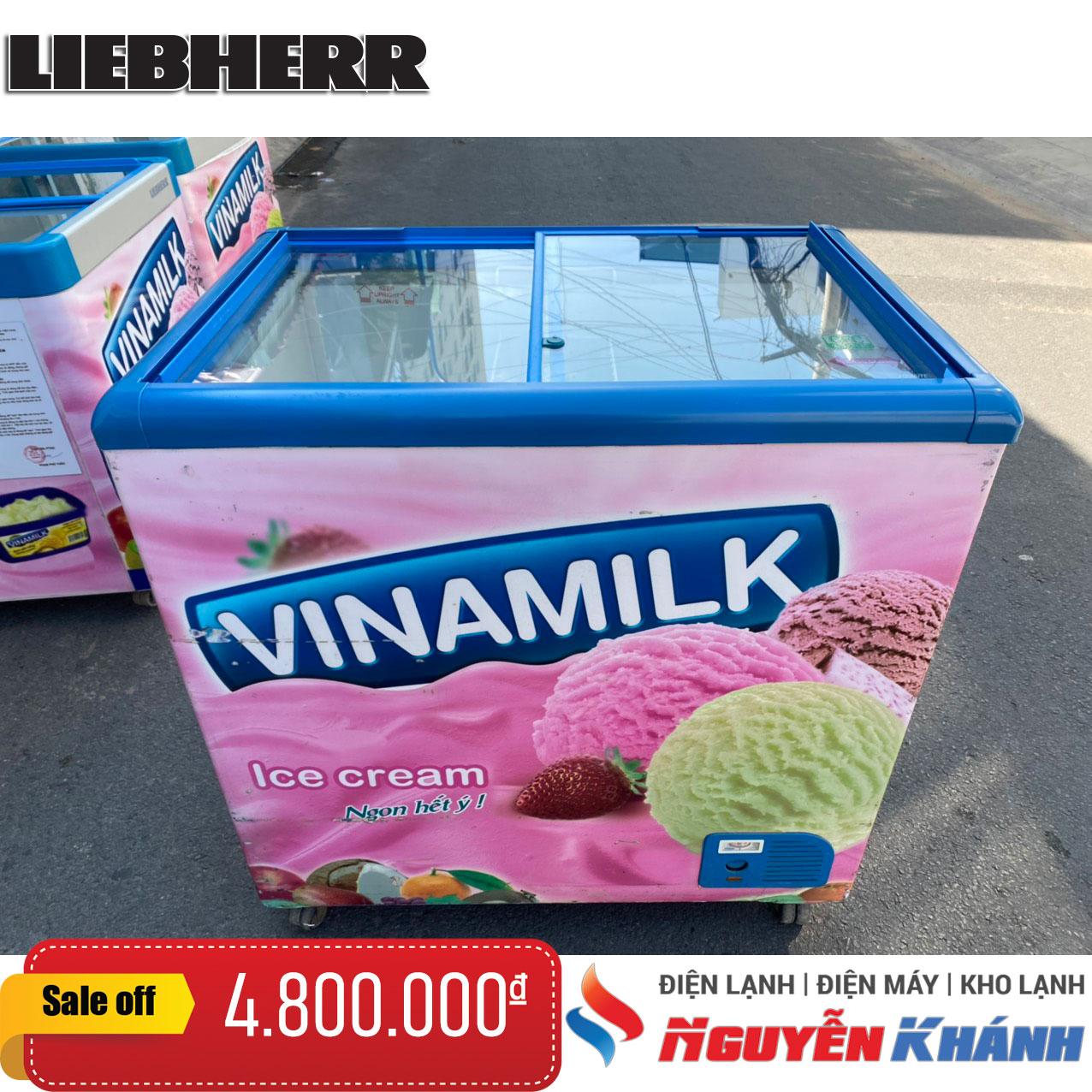 Tủ đông kem Liebherr 250 lít