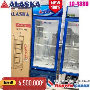 Tủ mát Alaska LC-433H 240 lít