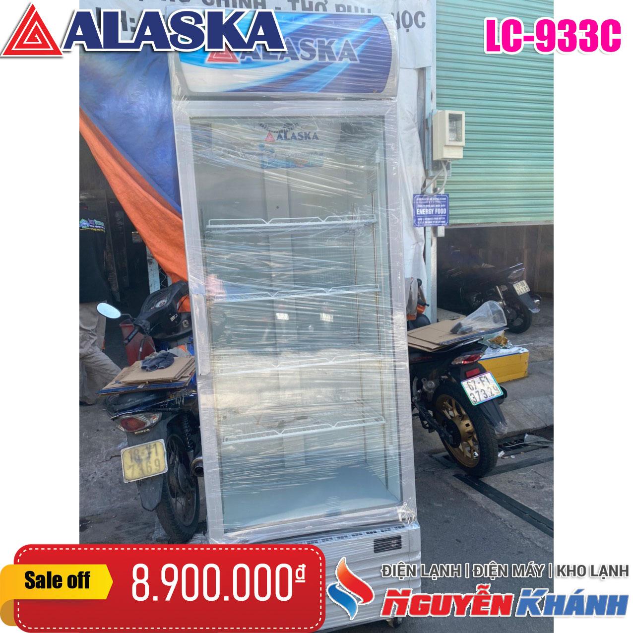 Tủ mát Alaska LC-933C 530 lít