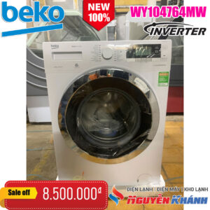 Máy giặt Beko Inverter 10kg WY104764MW