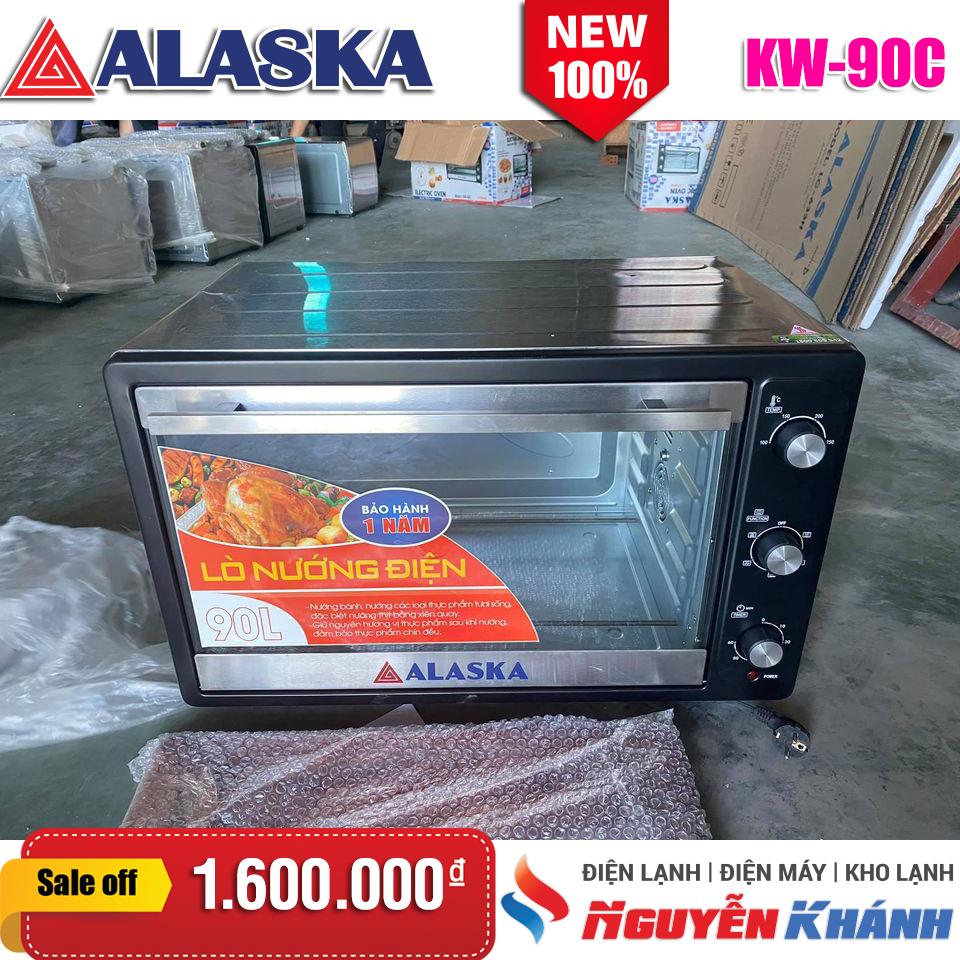 Lò nướng điện Alaska KW-90C