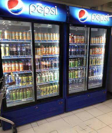 Tủ mát Pepsi 2 cánh 1300 lít