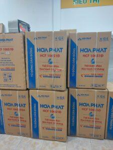 Tủ đông mini Hòa Phát 107 lít HCF-106S1Đ