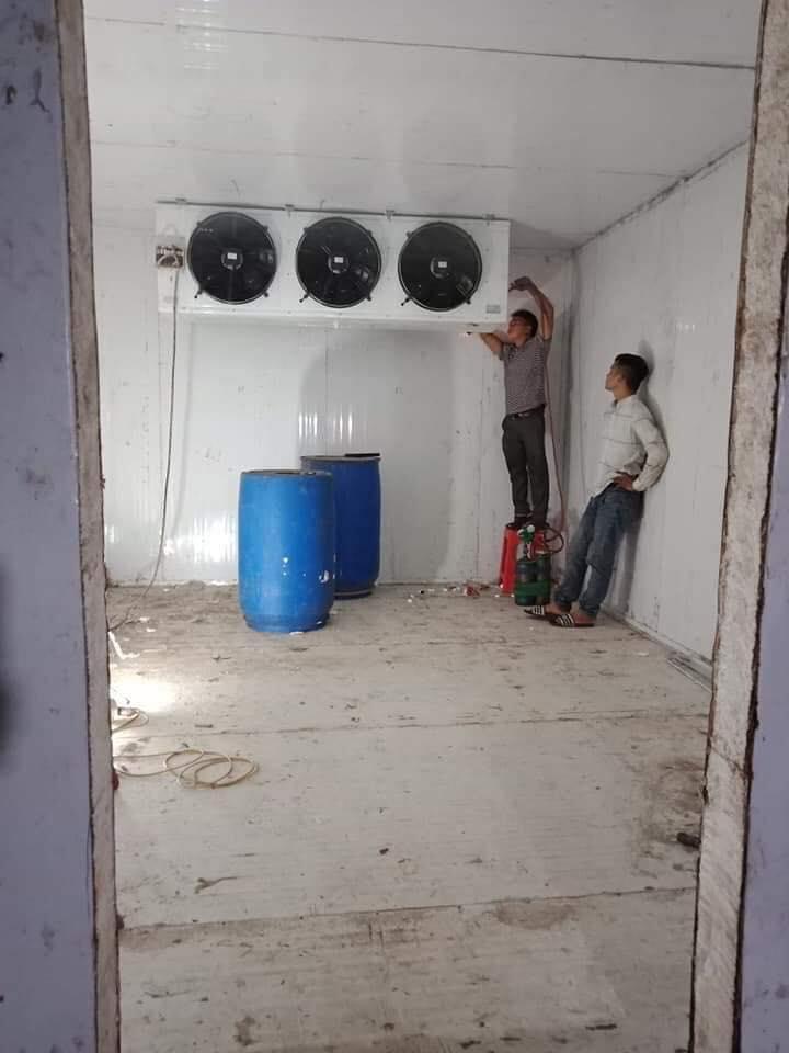 Thu mua kho cấp đông, thanh lý kho lạnh tháo dở tận nơi HCM