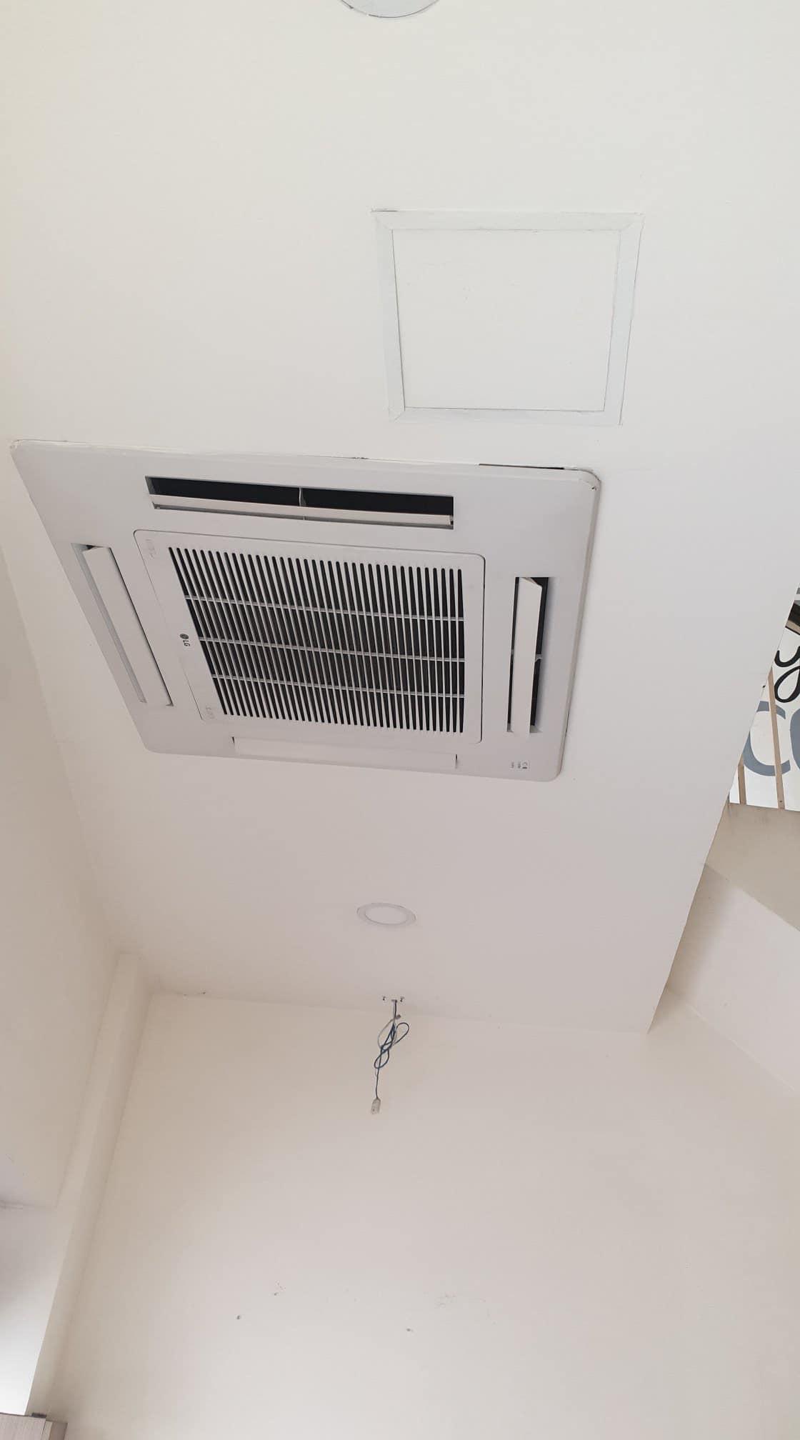 Thanh lý máy lạnh âm trần LG 4HP