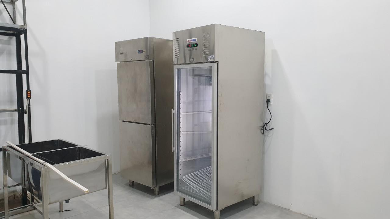 Bàn giao máy lạnh, tủ đông, tủ mát nhà hàng tại Biên Hòa