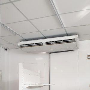 lắp đặt máy lạnh áp trần cho nhà xưởng