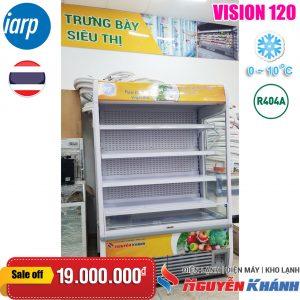 Tủ mát siêu thị IARP VISION 120